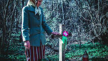 Pani Szura. Ołeksandra Wasiejko dba o polskie groby i modli się za zabitych. Jej ojciec ratował w 1943 swoich polskich sąsiadów przed UPA