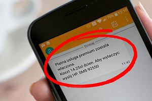 Klienci Plusa otrzymali zawyżone rachunki przez niechciane usługi SMS.Sieć wyjaśnia jak nie stracić pieniędzy
