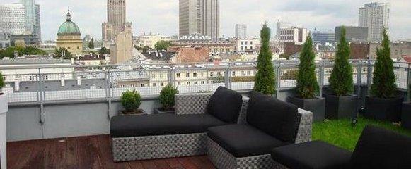 Spektakularne penthouse'y na sprzeda�