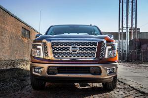 Salon Nowy Jork 2016 | Nissan Titan xD | Pickup z pot�n� V-�semk�