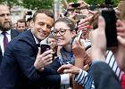 Wybory we Francji. Zerwij z przeszłością, daj nam inną przyszłość - żądają wyborcy od Macrona. To może być problem