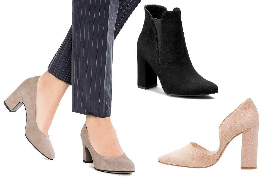 4e23be0a3a Przegląd butów na słupku i obcasie dla dojrzałych kobiet