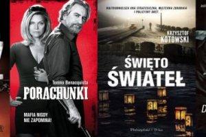 10 (a nawet 11) powieści kryminalno-sensacyjnych w sam raz na Gwiazdkę