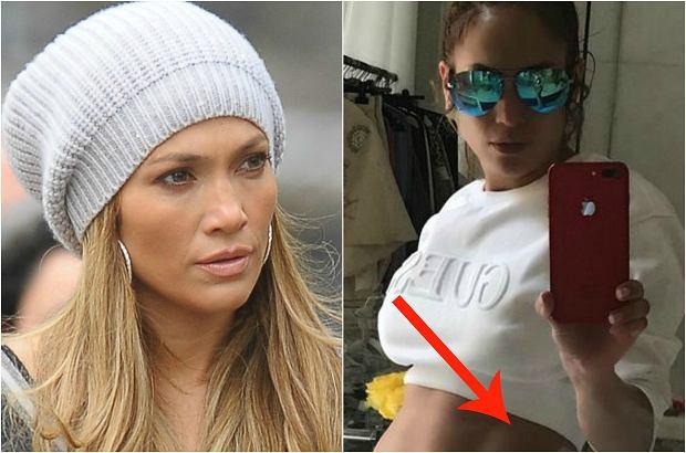 Jennifer Lopez nie musi przerabiać zdjęć, ma przecież ciało bogini. Dlaczego więc niektórzy wciąż ją o to posądzają?