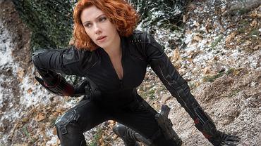 Scarlett Johansson w filmie 'Avengers: Czas Ultrona', reż. Joss Whedon
