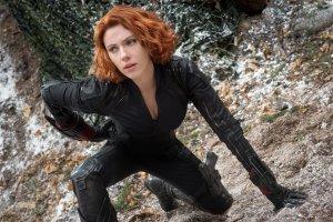 Scarlett Johansson b�dzie mia�a superbohaterski film jako Czarna Wdowa