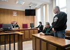 Rozprawa przed warszawskim s�dem po burdach 11 listopada w stolicy