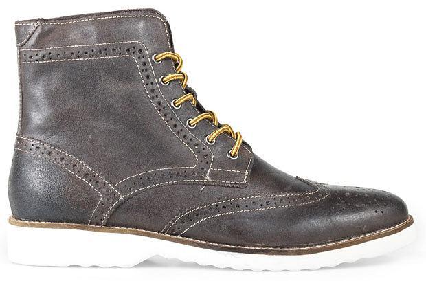 683642e0 Moda męska: buty z wysoką cholewką - zdjęcie nr 35