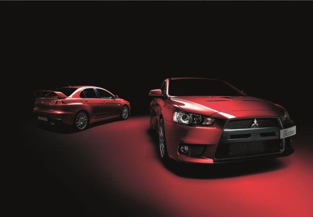 Mitsubishi Lancer EVO XI | Gar�� plotek o nowym modelu