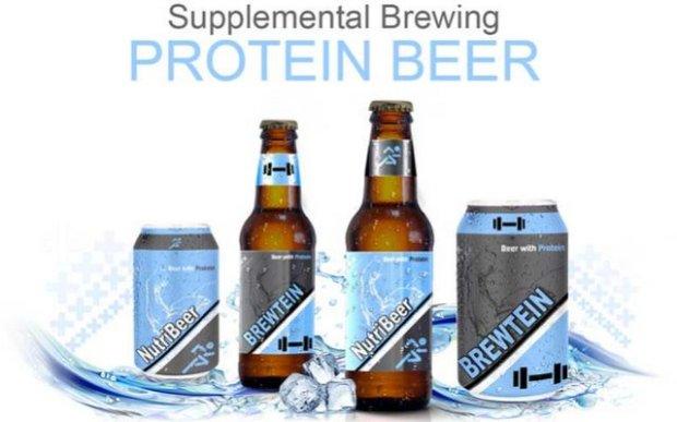 Masz ochotę na piwo po treningu? Nie martw się o formę, bo powstało pierwsze fitnessowe piwo z białkiem