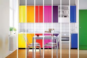 Jaki kolor wybrać do kuchni? Meble kuchenne i ściany w kolorze
