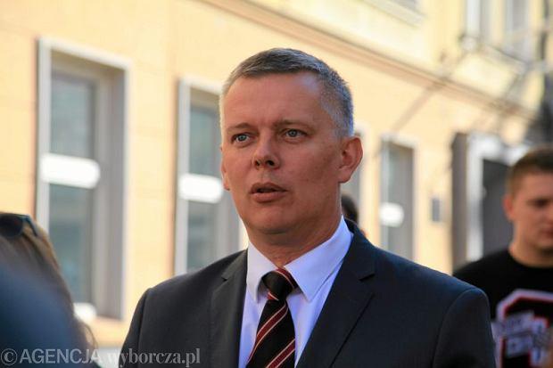 Siemoniak: Kto� taki jak Macierewicz mo�e zosta� szefem MON... To b�d� najwa�niejsze wybory od 1989 r.