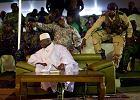 Zagranica nakłania satrapę w Gambii do uznania wyborów