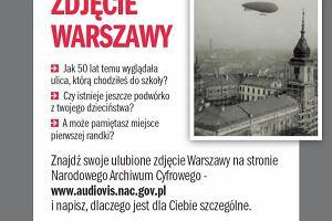 Konkurs na najlepsze zdjęcie Warszawy