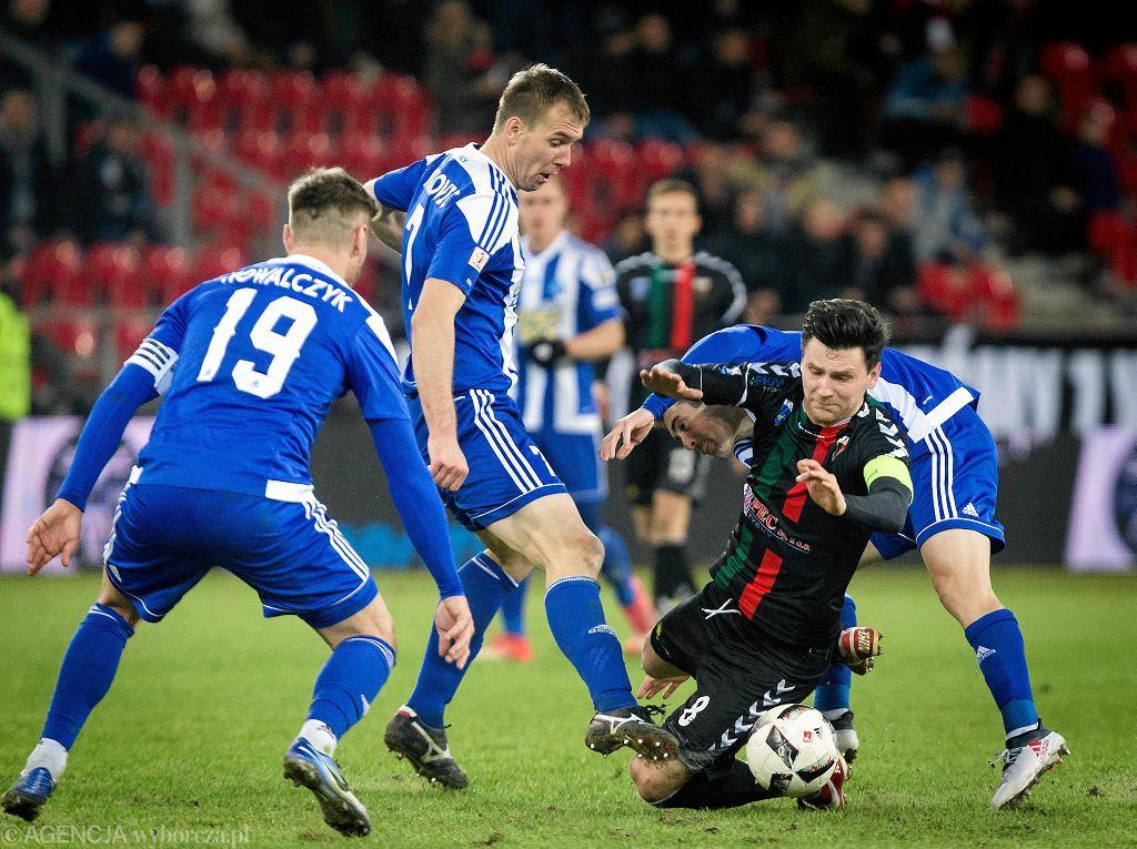 GKS Tychy - Ruch Chorzów (2:0)