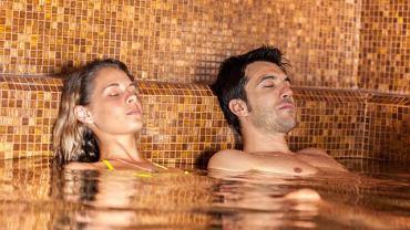 Masaż wirowy to jedna z najłagodniejszych form masażu podwodnego