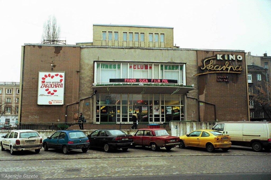 Kino Skarpa, ul. Kopernika