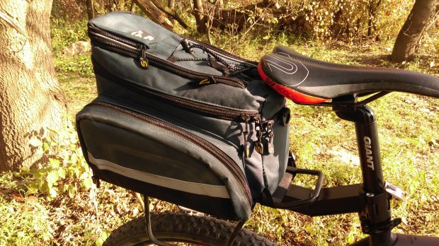 Bagażnik na sztycę Sport Arsenal seria SNC, model 220