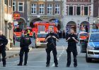 Niemcy. Auto wjechało w tłum w Münster
