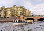Newski Prospekt Petersburg. Za mostem Aniczkowskim