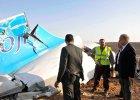 Katastrofa airbusa na p�wyspie Synaj. Ekspert: Nic nie wskazuje na pr�b� awaryjnego l�dowania