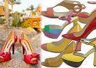 Kolorowo: buty Solo Femme na wiosn� i lato 2013