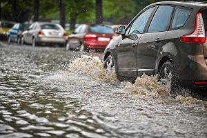 Pogotowie przeciwpowodziowe w Łódzkiem. Znaczny wzrost stanu wód