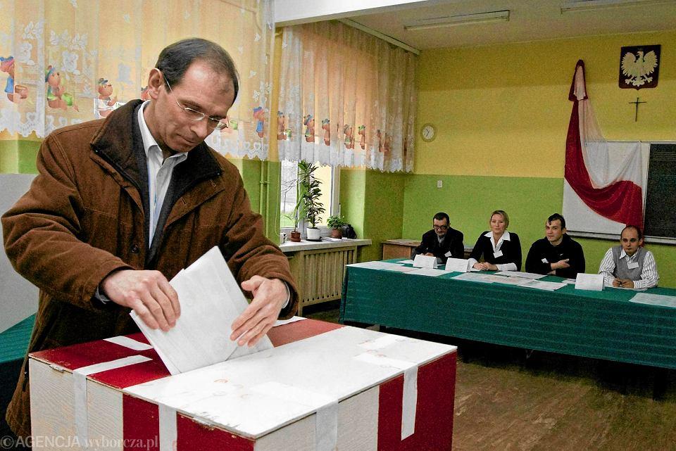 Prezydent Gliwic Zygmunt Frankiewicz rządzi miastem już siódmą kadencję. To polski rekord