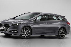 Od�wie�ony Hyundai i40 dla Europy