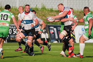 Ekstraliga rugby. Budowlani ze zmiennym szczęściem
