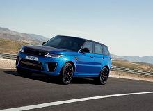 Pakiet zmian dla Range Rovera Sport. Hybryda i podrasowana wersja SVR