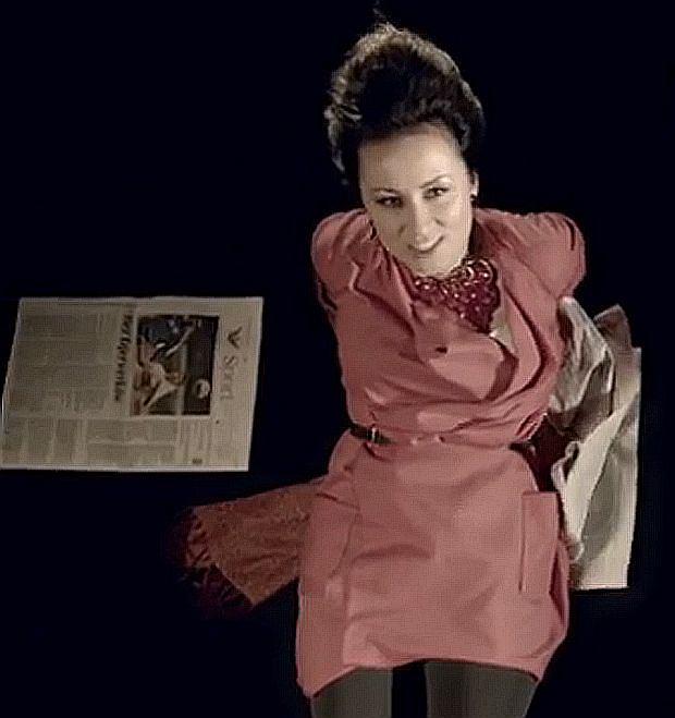 """Do sieci trafił teledysk do utworu """"I On You!"""" formacji Rita Pax, w której śpiewa Paulina Przybysz."""