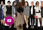 Joanna Przetakiewicz oraz ikony �wiata mody na otwarciu wystawy Chanel w Londynie