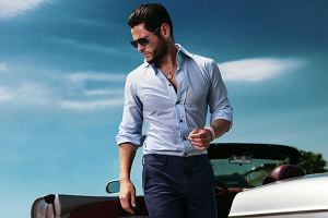 Wyprzedaż! Eleganckie koszule marek premium - Calvin Klein, Tommy Hilfiger, Diesel