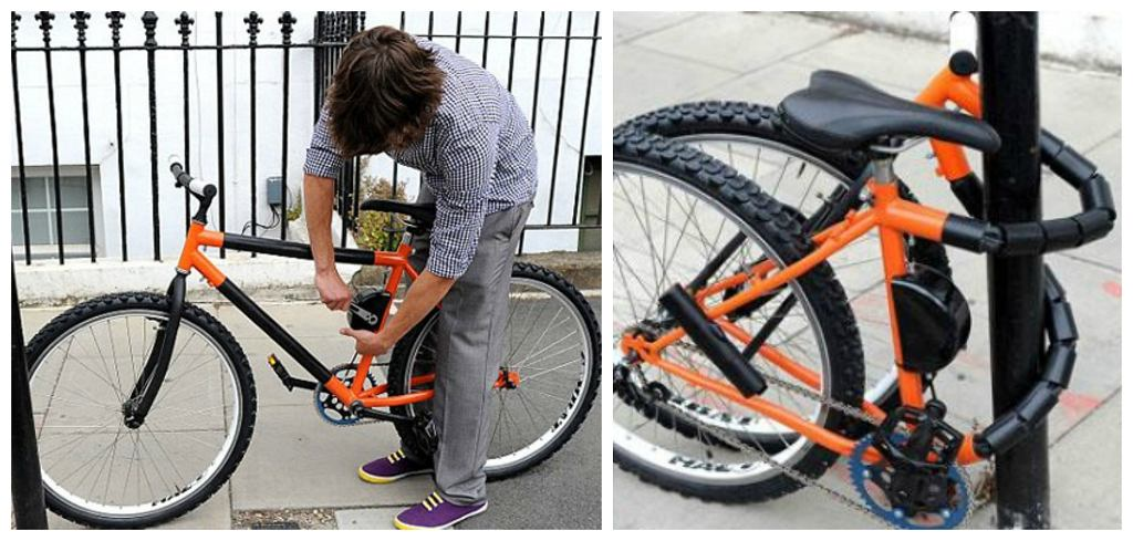 Giętki rower