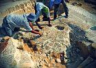 Archeologiczne skarby Gazy zagrożone