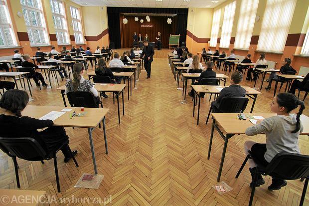 Minister edukacji: Zlikwidujemy egzamin szóstoklasisty