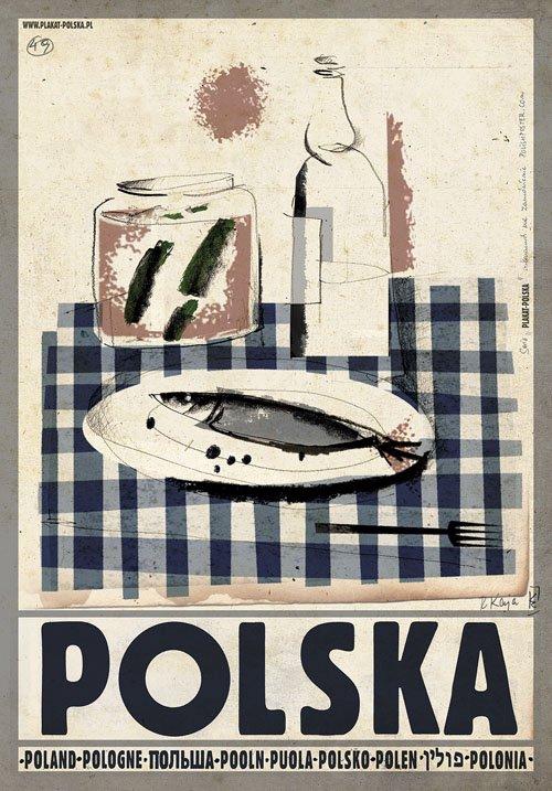 Zdjęcie numer 2 w galerii - Polska opisana plakatami, czasem dość frywolnie [GALERIA]