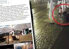 Ukradli stolik sprzed restauracji w Łebie. Teraz ruszyło ich sumienie i odesłali meble w paczce