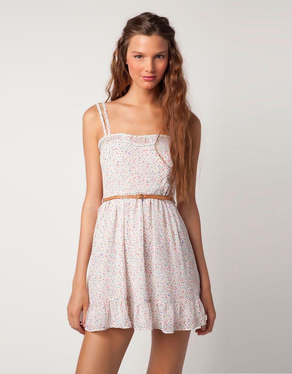 ffe7c524a2 Luźne sukienki na lato do 100zł