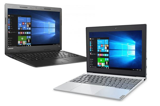 Laptopy dla studentów: Lenovo Miix 320 i Lenovo IdeaPad 120s