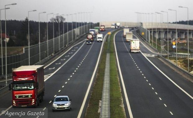 Przejazd autostradą w Polsce sporo kosztuje
