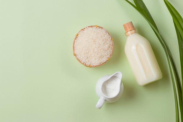 Mleko ryżowe można przygotować samodzielnie w domu