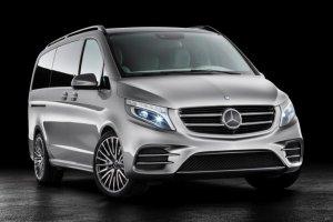Salon Genewa 2015 | Mercedes Concept V-ision e | Szalona Klasa V
