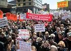 """Wielki protest w Moskwie. Tysiące przeciwko wysiedleniom z """"chruszczowek"""""""