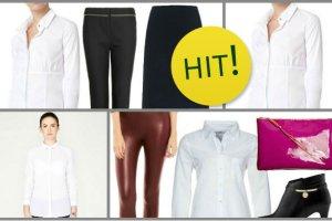 Kobiecy poradnik - 5 sposob�w na noszenie bia�ej koszuli