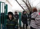 Strzelanina w moskiewskiej szkole. Uczniowie jako zak�adnicy, zabity nauczyciel