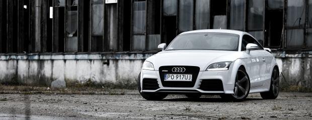 Audi TTRS - test   (Nie)chwyta za serce