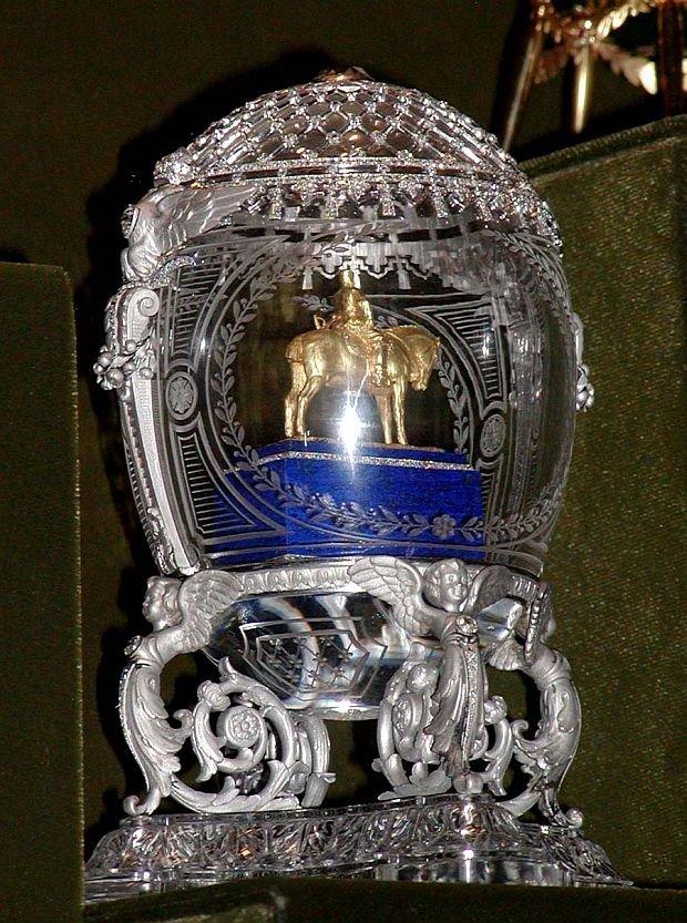 Jajo Fabergé, Wielkanoc