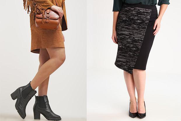 a0e8adada7 Spódnice XXL w wiosennych stylizacjach  Moda plus size